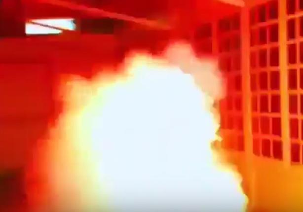 مذيع كويتي يشعل النار في ضيف برنامجه