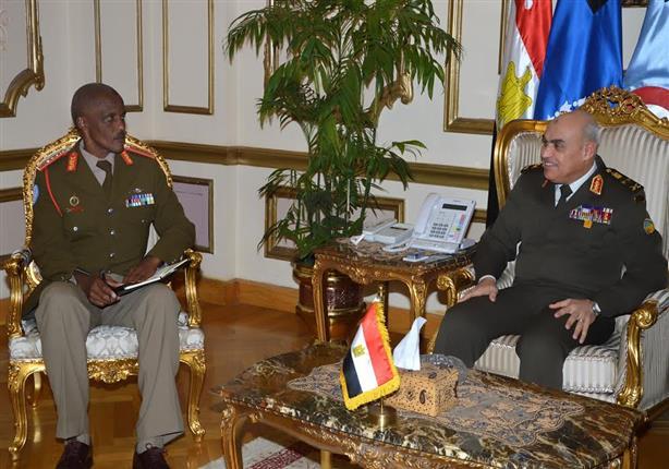 قائد قوات حفظ السلام بالكونغو الديمقراطية يُثمن دور مصر لفرض السلام بإفريقيا