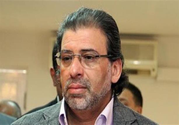 ننشر تفاصيل القبض على خالد يوسف بمطار القاهرة لحيازته أقراصًا مخدرة
