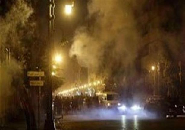 فيديو- الحماية المدنية تسيطر على انفجار ماسورة غاز بالقاهرة الجديدة