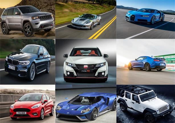 10 سيارات يسعى عشاق السيارات حول العالم لقيادتها في 2017.. صور
