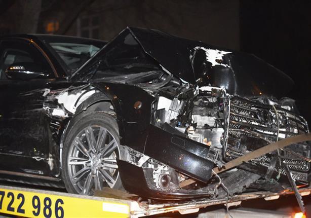 بالفيديو.. رئيسة وزراء بولندا تتعرض لحادث سيارة عنيف