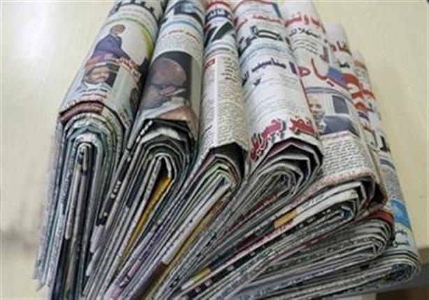 تعليق الرئاسة على شائعة توطين الفلسطينيين في سيناء يتصدر اهتمامات صحف اليوم