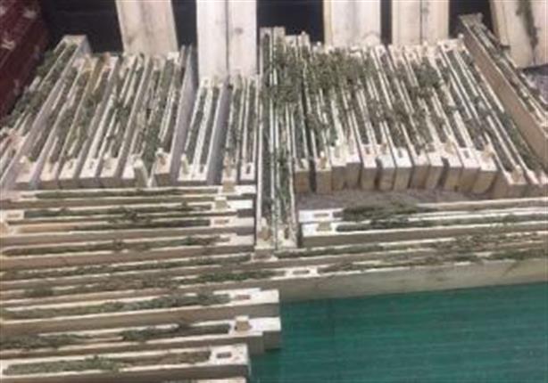 ضبط 90 كيلو بانجو بحوزة 4 تجار مخدرات بالشرقية