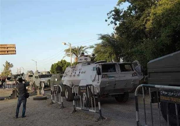تفاصيل حملة الداخلية على مطاريد الجبل في الصعيد.. والدفع بقوات مكافحة الإرهاب