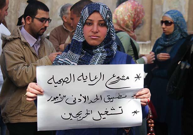 بالأرقام - كيف أصبح وضع التعليم والصحة والأجور في مصر؟