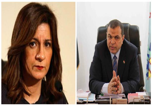 وزيرا القوى العاملة والهجرة ينفيان لمصراوي تسريح 700 وافد مصري بالكويت