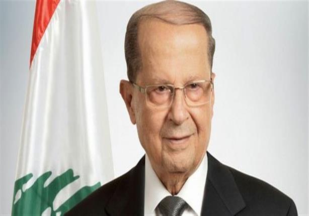الرئيس اللبناني: فلسطين هي الجرح الأكبر بوجدان العرب.. وأبو مازن يرد