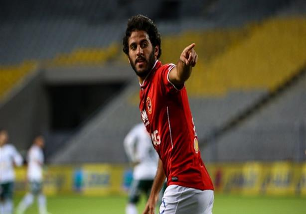 مروان محسن: الأهلي لا يتأثر بإصابة أحد.. وأرى نفسي في الدوري الإ