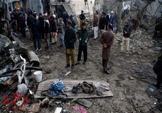 ارتفاع حصيلة ضحايا تفجير مدينة لاهور الباكستانية إلى 38 قتيلا وم