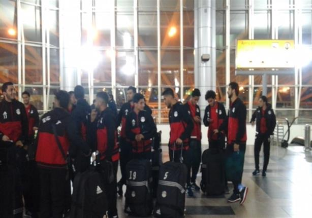 منتخب الشباب يتوجه الي زامبيا للمشاركة في بطولة الأمم الإفريقية