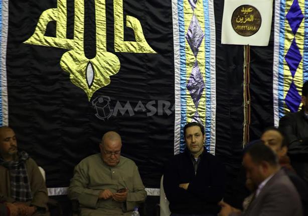 """صورة اليوم- بعد """"الاستاد"""".. ظهور جديد لعلاء مبارك"""