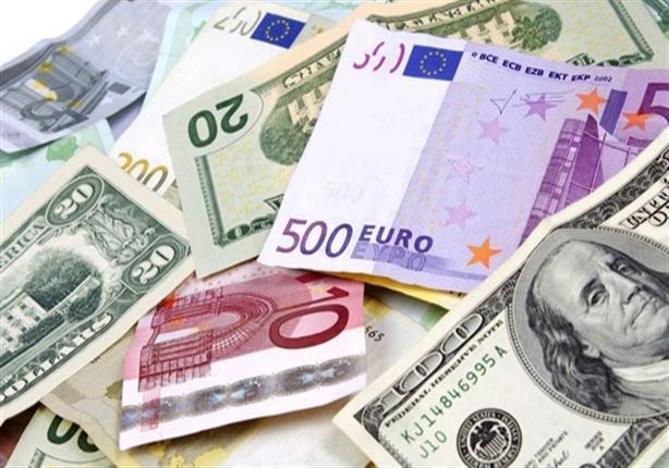 """""""الجمارك"""" تعلن أسعار العملات الأجنبية مقابل الجنيه حتى 15 مارس المقبل"""