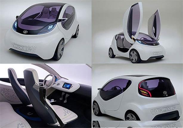 تاتا موتورز الهندية تعلن عن سيارة اقتصادية رياضية جديدة.. صور