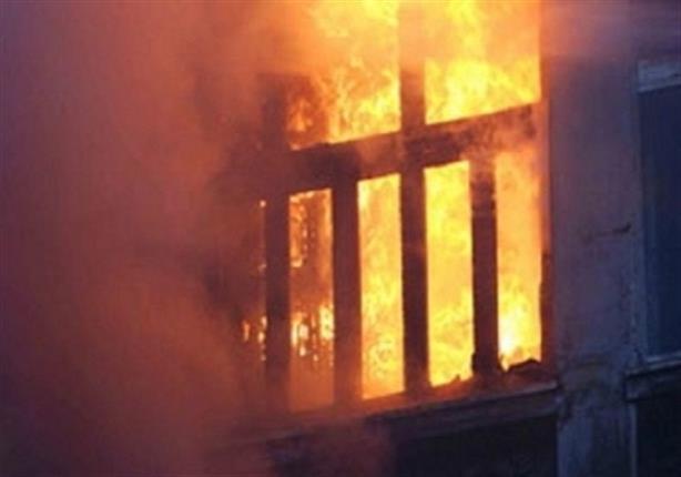 إصابة زوجة أمين شرطة بحروق متفرقة بسبب تسرب غاز البوتاجاز بمنزلهما بقرية شطورة بسوهاج