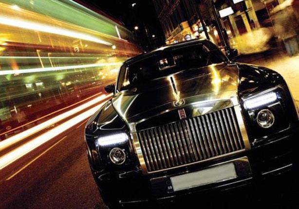 لص يبتكر حيلة لسرقة سيارة رولز رويس مملوكه لشيخ سعودي