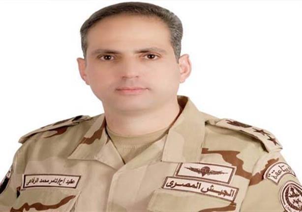 المتحدث العسكري: تفكيك عبوة ناسفة بجوار مستشفى العريش العام