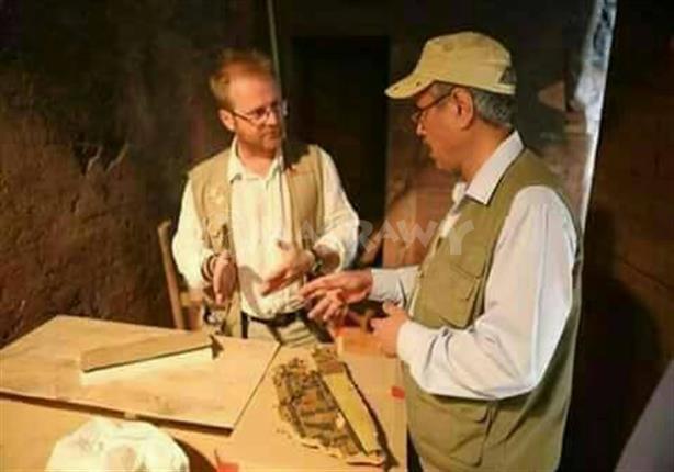 بالصور.. اكتشاف مقبرة أثرية لشقيق أحد حكام أسوان
