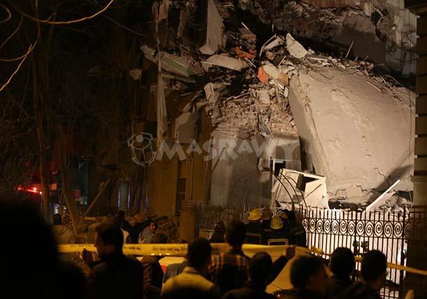 رئيس  القومية للزلازل : زلزال  الجمعة  ضعيف ونستبعد علاقته بانهي