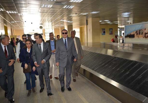 وزير القوى العاملة يصل الأقصر لافتتاح ملتقى تشغيل يوفر 3000 فرصة