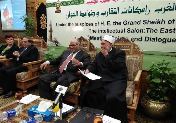 مستشار شيخ الأزهر: صالون  الرواق الفكري  يهيئ مناخ السلام للعالم