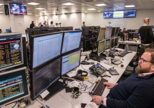 ارتفاع مؤشرات البورصات الأوروبية نهاية الأسبوع