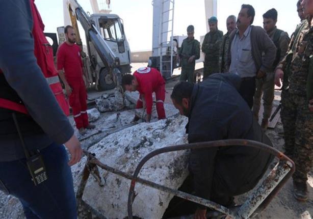 أخبار العرب - رويترز: داعش تقصف مواقع عند سد الطبقة وإجلاء مهندسين بسوريا
