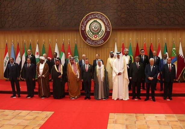 القادة العرب يؤكدون الالتزام بالحفاظ على سيادة سوريا ووحدة أراضي