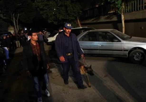 جسم غريب يثير ذعر المارة بشارع الجامعة في الجيزة
