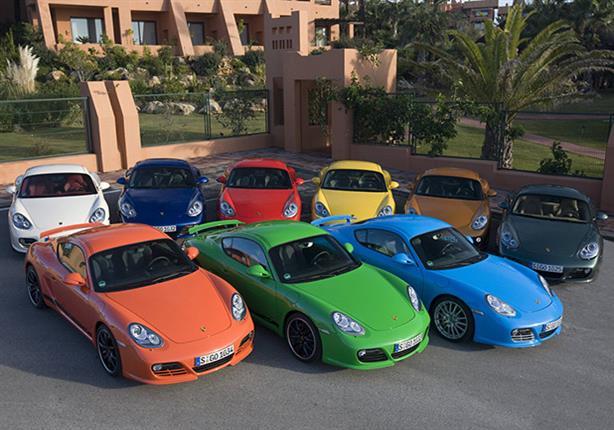 دراسة.. ألوان السيارات تضاعف احتمالية التعرض للحوادث