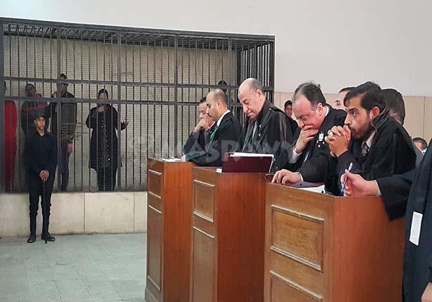 دفاع القاضي المتهم بحيازة حشيش يطلب ضم ملف الكلب
