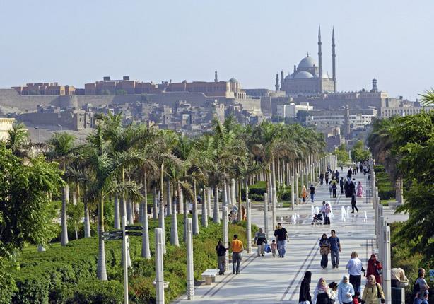 بالصور- 10 أماكن يفضلها المصريون في شم النسيم