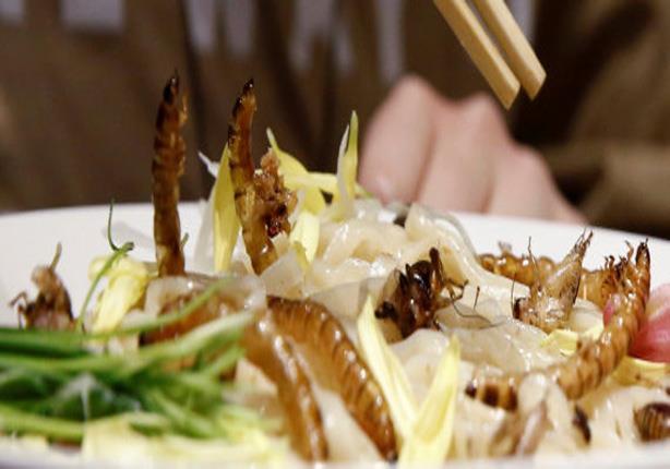 """في اليابان.. إقبال شديد على مطعم يقدم وجبات """"الصراصير"""""""
