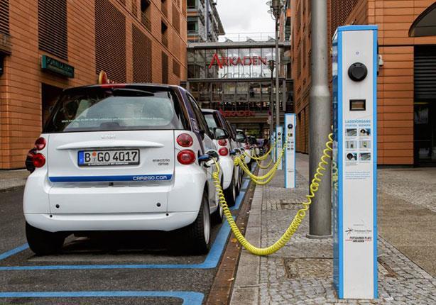 قيمة مكافأة شراء السيارة الكهربائية في ألمانيا 4000 يورو