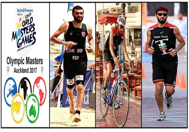 """""""الشبكشي"""" أول مصري في أوليمبياد الأساتذة"""