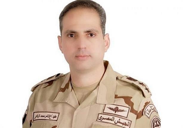 المتحدث العسكري: القبض على 3 تكفيريين شديدي الخطورة بوسط سيناء