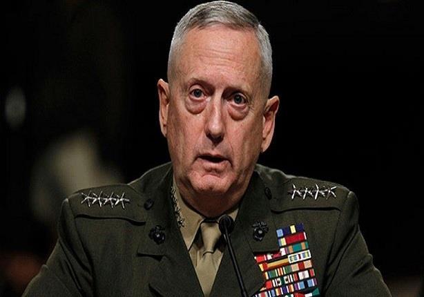 """ماتيس: أي حل عسكري لأزمة كوريا الشمالية سيكون """"مأساويًا"""""""