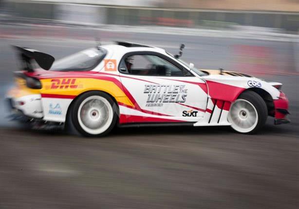 غدا تنطلق نهائيات بطولة درفت Battle Of The Wheels