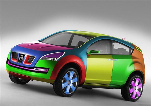 دراسة تظهر ملك الألوان في عالم السيارات