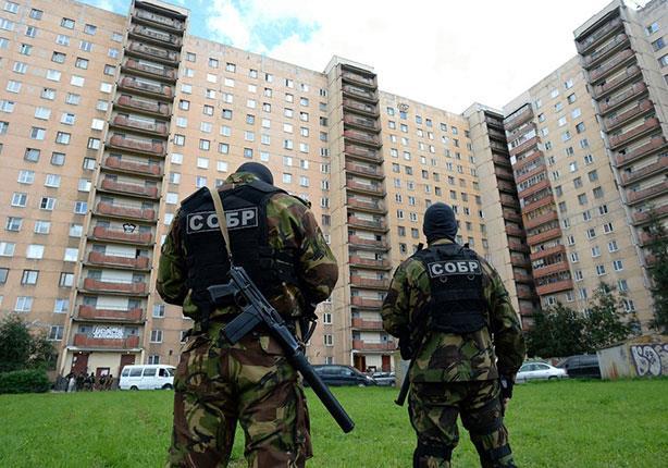 مقتل شخصين في إطلاق نار في مكتب للأمن الاتحادي الروسي