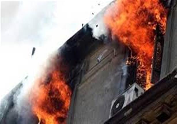 إصابة 3 أشخاص في انفجار أسطوانة بوتاجاز داخل شقة بحلوان