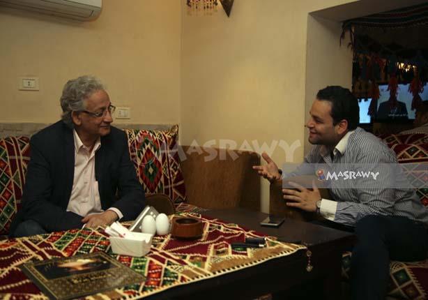 عبد الله السناوي: البرلمان أموره منفلته ولا يصح التحرش بالقضاة .. (حوار)