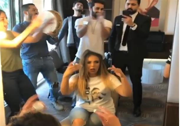 بالفيديو -  إسراء عبد الفتاح