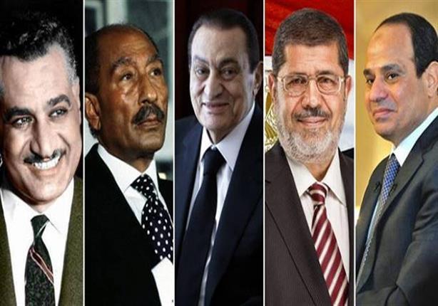 """""""الإسماعيلية"""" في عيون 5 رؤساء حكموا مصر"""