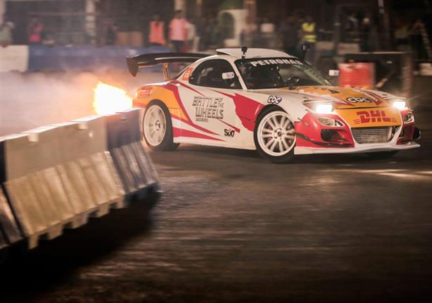 غدا تنطلق نصف النهائيات من بطولة سباق السيارات