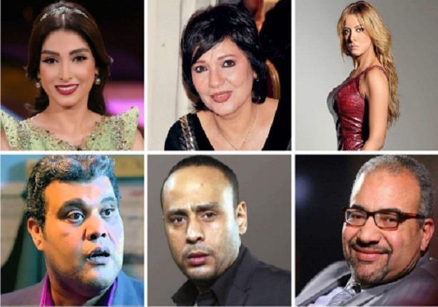 نجوم يظهرون فى أكثر من عمل رمضان 2017