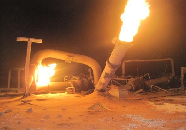 تغريم مصر بسبب تفجير خط الغاز المتجه إلى إسرائيل