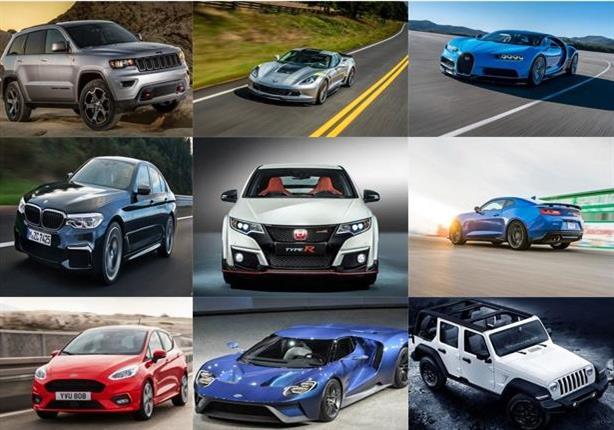 هذه السيارات يتمنى عشاق المحركات قيادتها في 2017