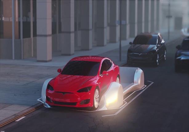 ثورة مستقبلية في عالم نقل السيارات.. مصاعد وسكك حديدية (فيديو)