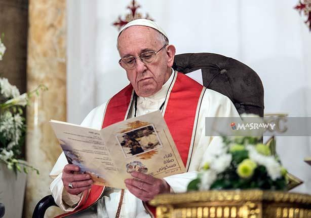 كيف حفظ بابا الفاتيكان الكلمات العربية بخطاباته في مصر؟